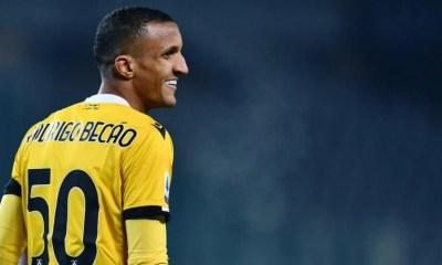 Rodrigo Becao Udinese