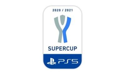Supercoppa Italiana ps5 supercup