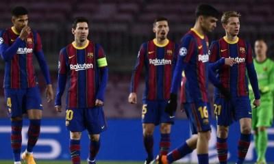 delusione Barcellona