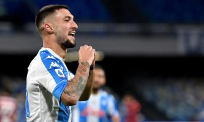 esultanza gol Matteo Politano Napoli