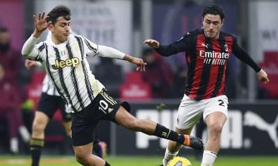 Dybala Calabria Milan-Juventus