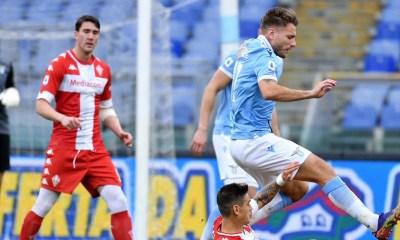 Immobile Vlahovic Lazio-Fiorentina