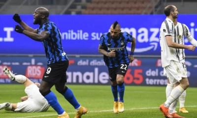 Lukaku Vidal gol Inter-Juventus
