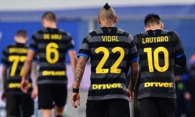 Vidal Lautaro Martinez Inter