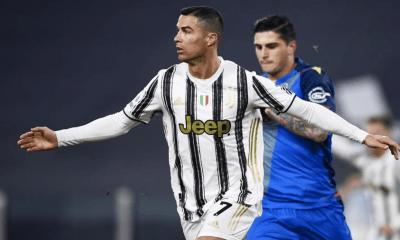 esultanza gol Cristiano Ronaldo Juventus