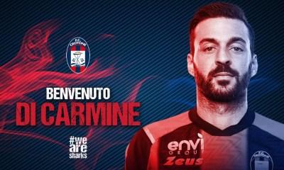 Di Carmine ufficiale Crotone