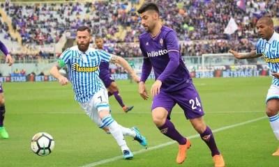 Antenucci-Benassi-Fiorentina-Spal