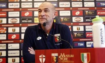 conferenza stampa Ballardini Genoa