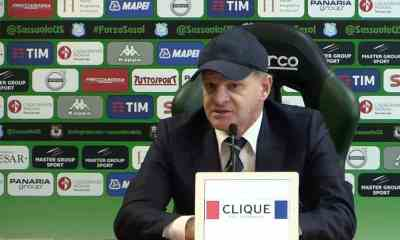 Conferenza-Iachini-Sassuolo