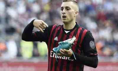 Gerard Deulofeu Milan