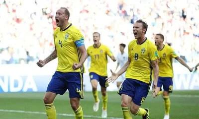 Esultanza-Granqvist-Svezia
