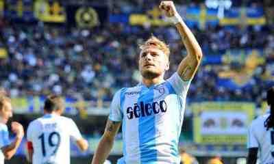 Esultanza-gol-Ciro-Immobile-Verona-Lazio