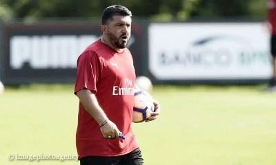 Gennaro-Gattuso-allenamento-Milan