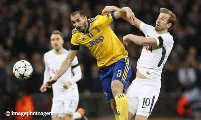 Giorgio-Chiellini-Harry-Kane-tottenham-Juventus