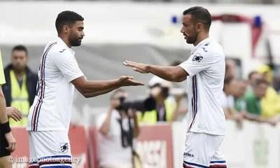 Gregoire-Defrel-Fabio-Quagliarella-Sampdoria