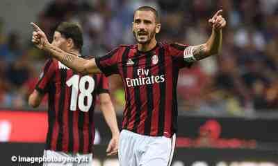 Leonardo Bonucci difensore Milan