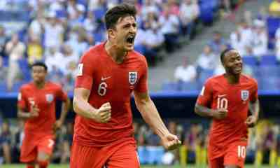 Harry Maguire Inghilterra