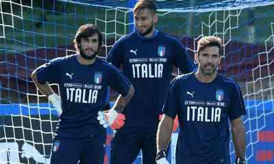 Perin-Donnarumma-Buffon-portieri-Nazionale-Italia