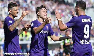 Thereau-Chiesa-Simeone-Fiorentina