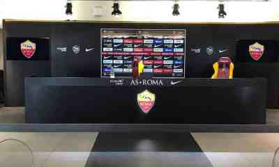 sala stampa roma