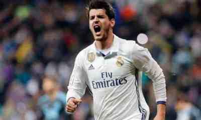 Alvaro Morata vero il Chelsea