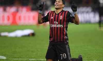 Carlos Bacca Milan interesse Lazio