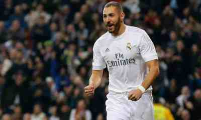 benzema real madrid francia