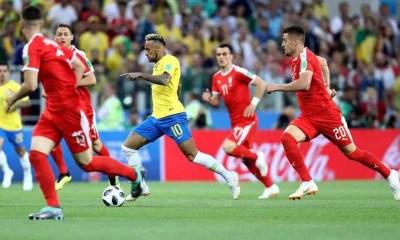 brasile serbia neymar mondiali 2018 russia