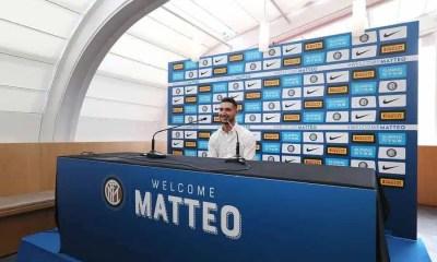 conferenza politano Inter
