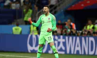 croazia danimarca mondiali russia 2018 subasic