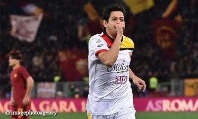 esultanza-gol-Guilherme-Roma-Benevento