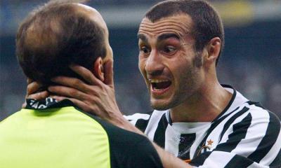 Paolo Montero giocatore più espulsioni