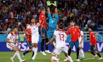 spagna marocco mondiali russia 2018
