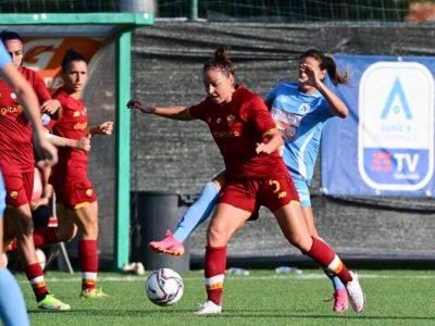 Roma-Napoli 4-1