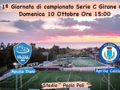 Apulia Trani-Aprilia 2-1