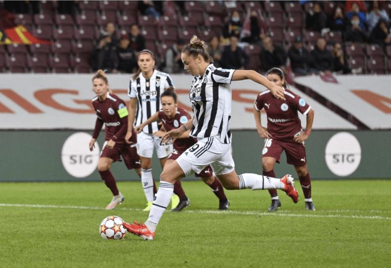 Servette Chênois-Juventus 0-3