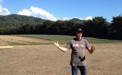 Jered Lawson at Pie Ranch describes their organic vegetable production for Google