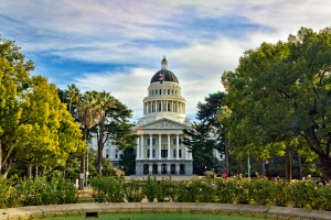 California State Capitol Building. (Source: PeteBobb, WikiMedia)