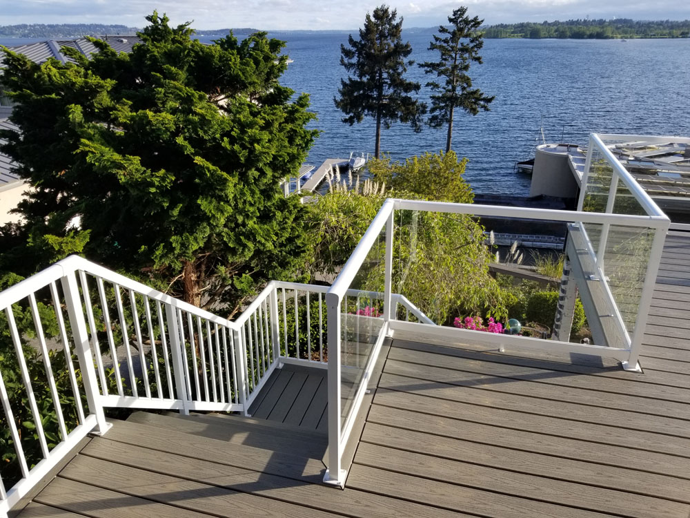 Top-Quality Eastside Deck Contractor Planting 20+ New Trees for Every Composite Deck Built!