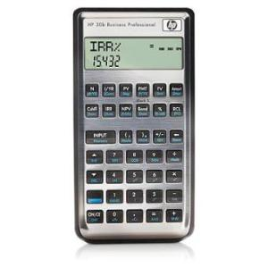 Calculadora Financiera HP 30b Business Professional (NW238AA)