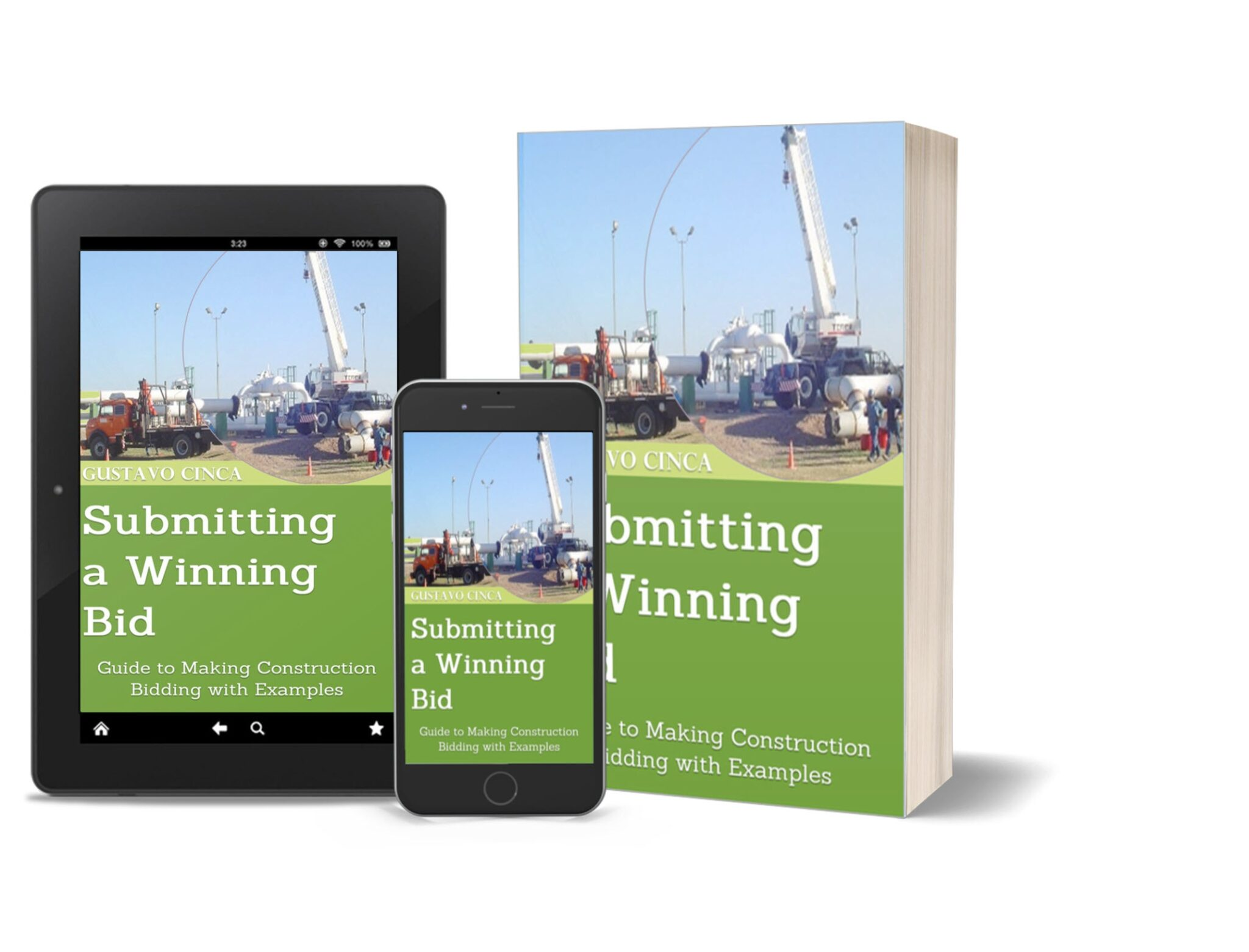 Submitting a Winning Bid: Guide to Making Construction Bidding with Examples