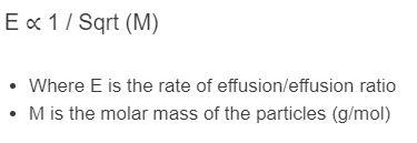 effusion formula