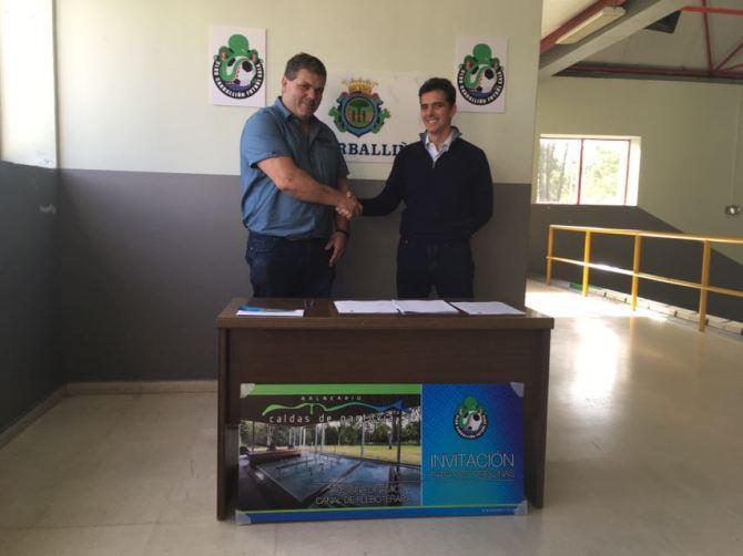 Balneario Caldas de Partovia y Fútbol Sala Carballiño