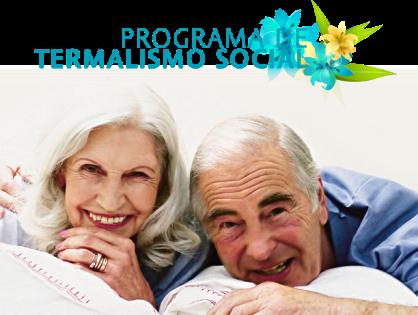 Balneario Caldas de Partovia participa en el programa de Termalismo Social de la Diputación
