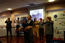 Dancing with Annapurna Dance's Shantha Rao