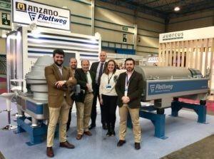 Manzano – Flottweg se presenta en Expoliva 2017