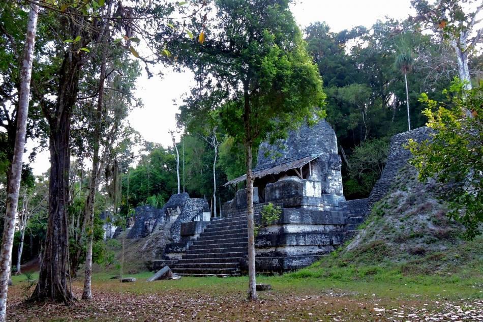 Calder Escapes - Northern Guatemala