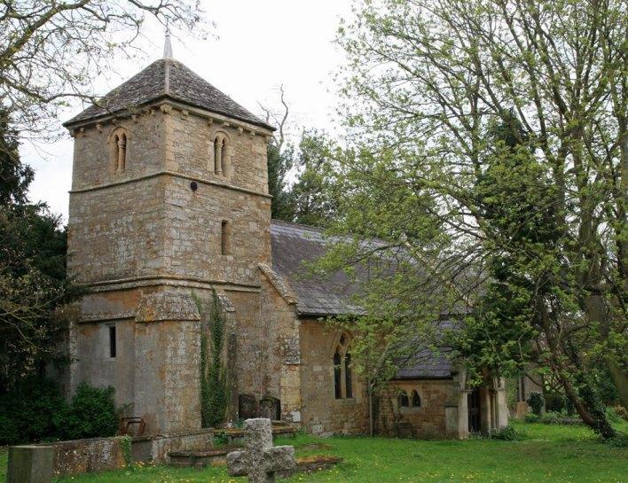 Church of Ascension Tidmington