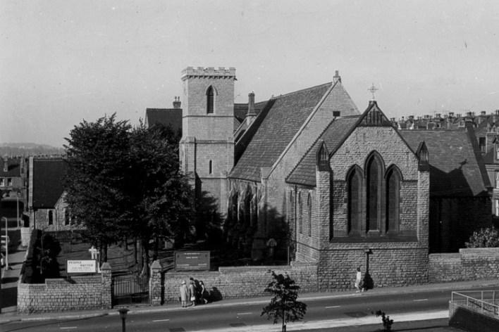 St Paul's Church, Hyson Green, Nottinghamshire