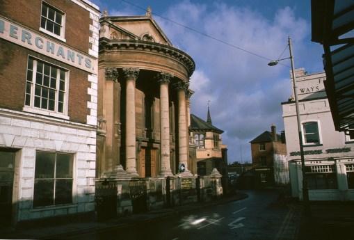 Angel Street Congregational Church Worcester